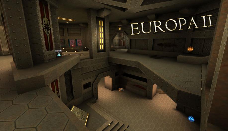 Europa II Icon