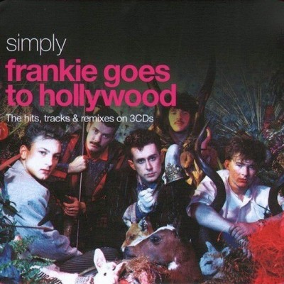 FRANKIE GOES TO HOLLYWOOD - Simply - Hits, Tracks & Remixes(3 CD) (2015) mp3 320 kbps