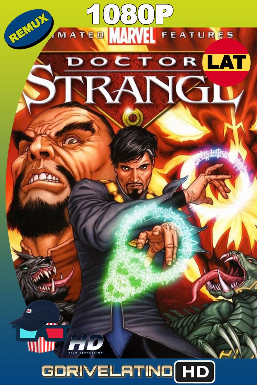 Doctor Strange (2007) BDRemux 1080p Latino-Inglés MKV