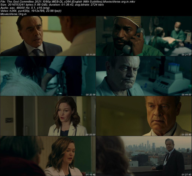 Download The God Committee Full Movie