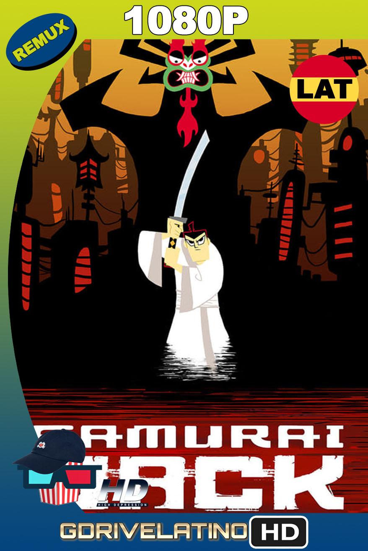 Samurai Jack (2001-2004) Temporada 01 a Temporada 04 BDRemux 1080p Latino-Inglés MKV
