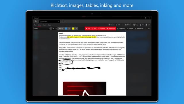 Preview image for Fluentpad