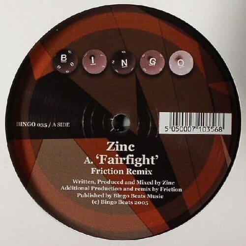 Download Zinc - Fairfight / Hello (Remixes) mp3