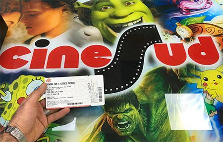 Grazie a Cine Sud il biglietto per domenico è già pronto