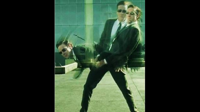 Martial Arts Fast Dodger / Быстрые уклонения
