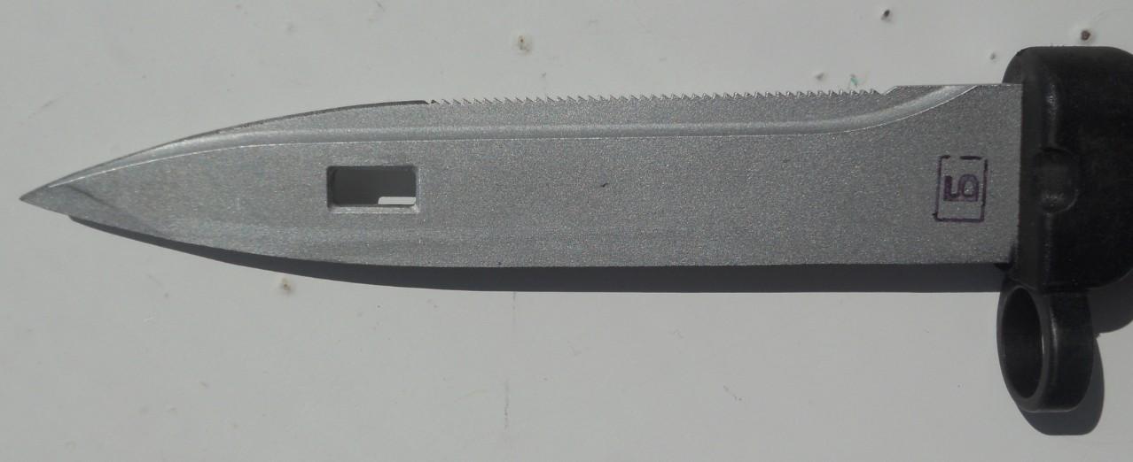 Baïonnette AK74 6x5 10