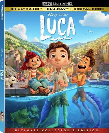 Luca (2021) Blu-ray 2160p UHD HDR10 HEVC MULTi DD+ 7.1 ENG TrueHD 7.1