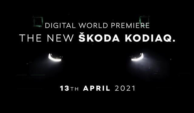 Une vidéo révèle les premiers détails de la nouvelle ŠKODA KODIAQ Kodiaq