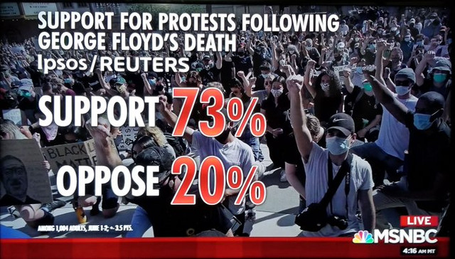 Overwhelming support for the protests..jpg