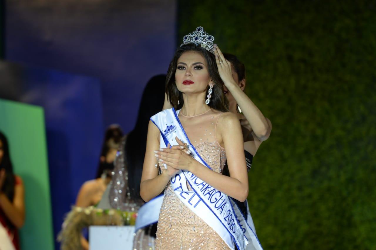 Una ingeniera agroindustrial de 23 años es elegida 'Miss Nicaragua 2020' Eabeaa56-80eb-4974-a0c3-b52218e968b0