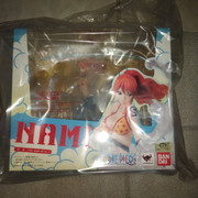 [VDS] Figurines PVC (Animés, jeux...) N-Z One-Piece-Nami-Figuarts-ZERO-Milky-Ball-ver-Bandai-1