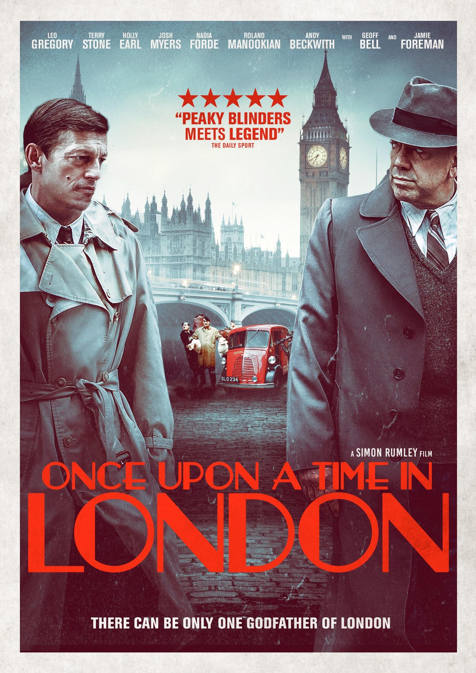 ერთხელ ლონდონში / ONCE UPON A TIME IN LONDON (ქართულად)