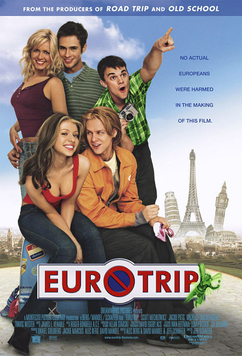 18+ EuroTrip 2004 English 720p BluRay 550MB | 280MB Download