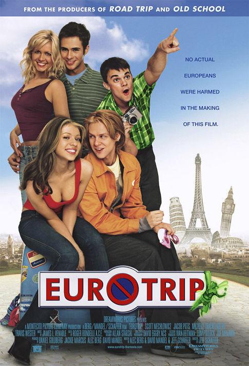 18+ EuroTrip 2004 English 720p BluRay 550MB | 280MB Download