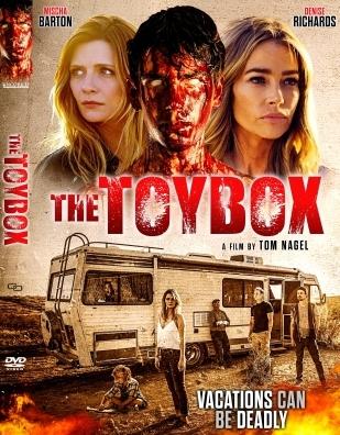 Toybox: Przyczajone zło / The Toybox (2018)  PL.HDTV.x264.AC3-FOX / Lektor PL