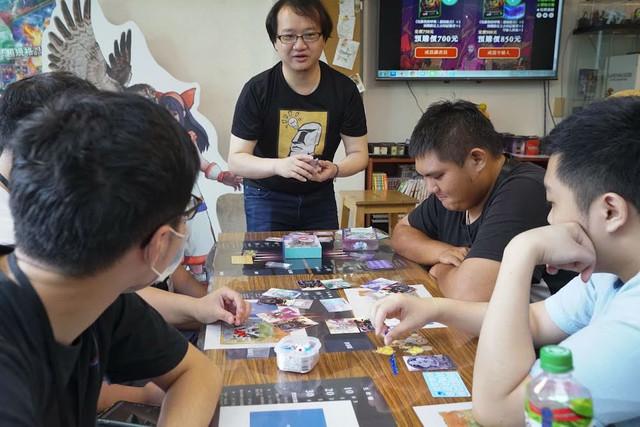 SNK格鬥遊戲首次改編桌遊 《侍魂:The Card Game》今秋登場! 邀玩家進入刀光劍影的真人面對面對決 Img009
