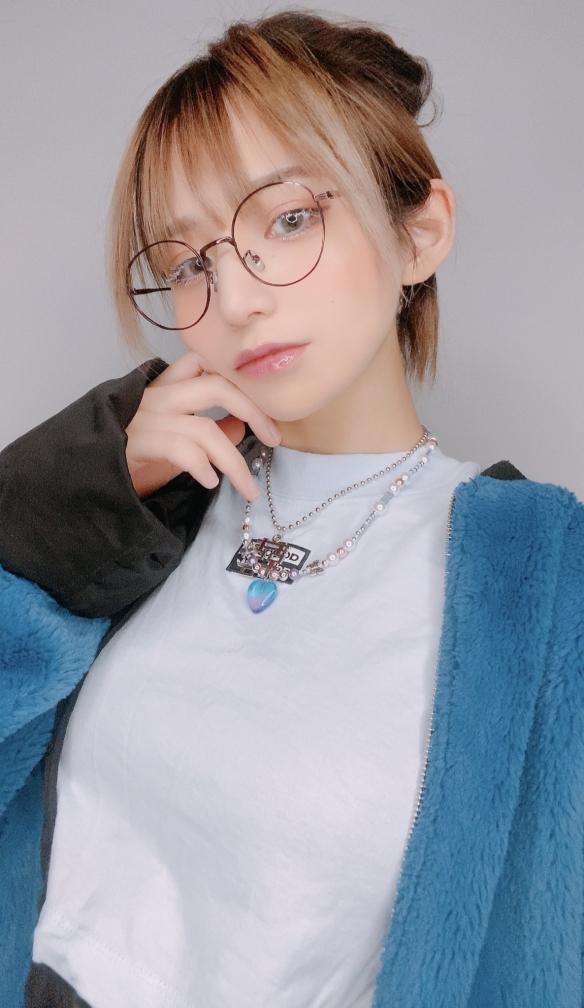 獨特的少女感!嬌小可愛的九重ハル美圖賞-1