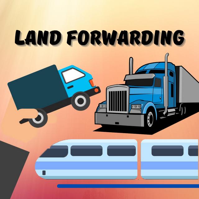 Land-Forwarding