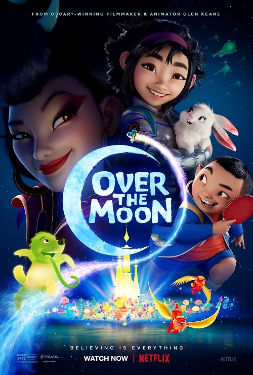 Wyprawa na księżyc / Over the Moon (2020) PLDUB.480p.NF.WEB.X264-J / Dubbing PL