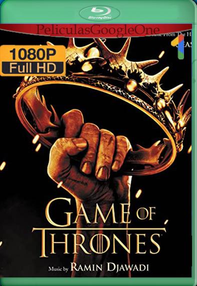 Game of Thrones [Temp. 2] [1080p HD] [Latino-Inglés] [GoogleDrive] – Wolf Levine