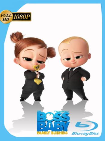 Un Jefe en Pañales 2: Negocios de Familia (2021) BRRip [1080p] Latino [GoogleDrive]