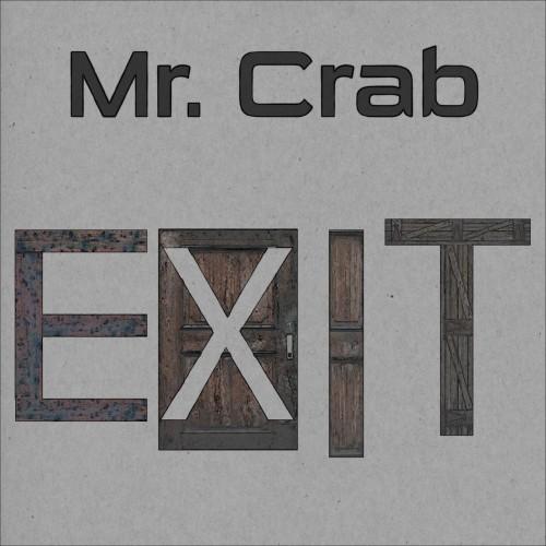 دانلود آهنگ جدید Mr.Crab بنام Exit