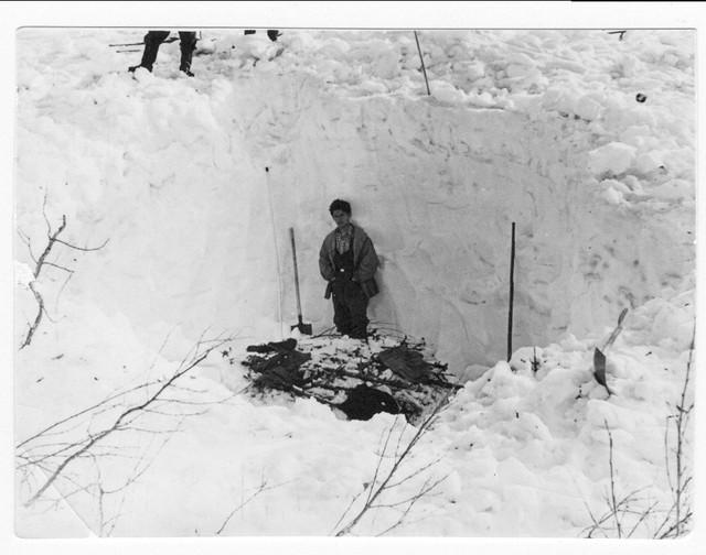 Dyatlov pass 1959 search 38