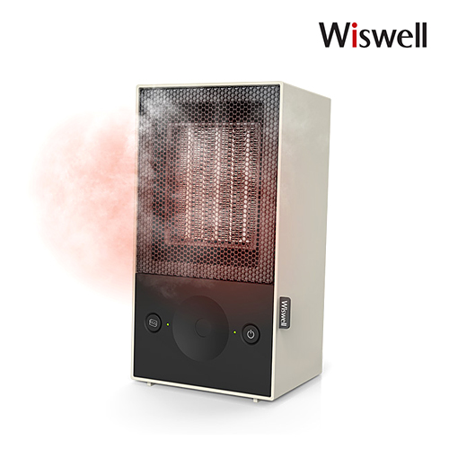 [코드번호:단종][Wiwell] 위즈웰 클래식 온풍기_WHT5930