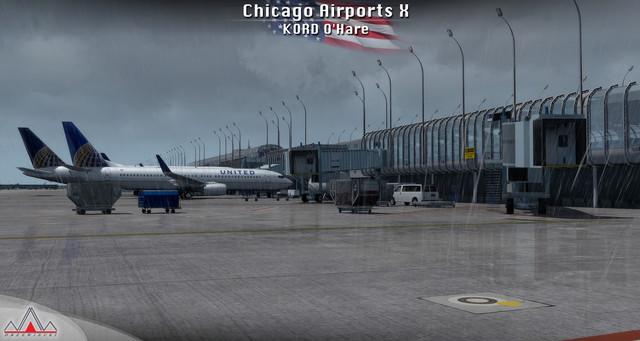 Chicago Airports X - Strona 5 - Drzewiecki Design