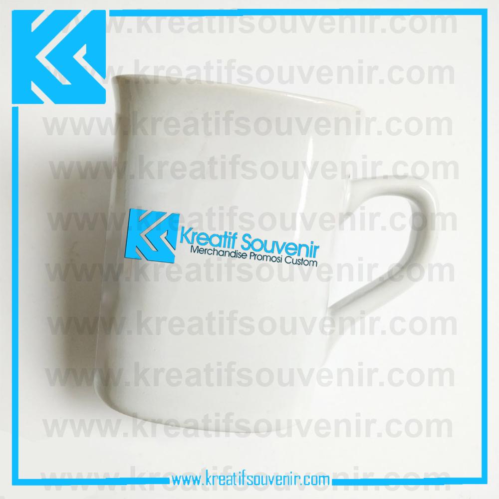 Mug Cangkir Kotak Custom Cheap 2020