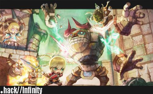 .hack//Infinity Infinity-ad