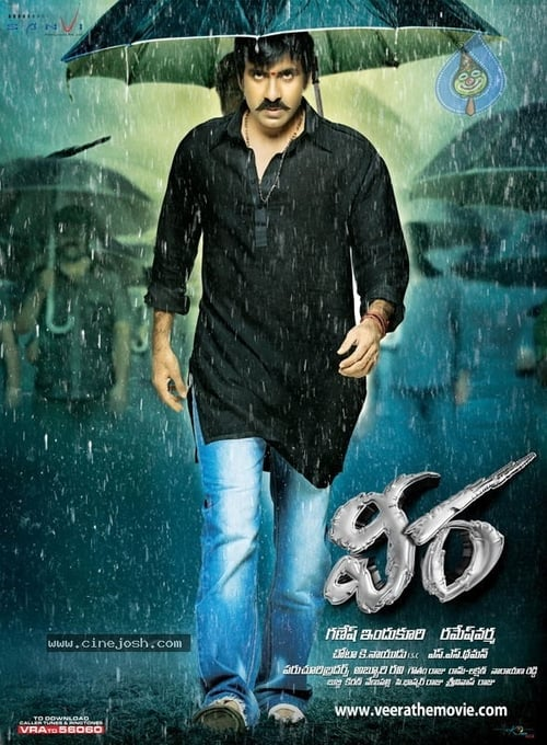 Veera (2020) Hindi Dubbed 720p HDRip 900MB Download