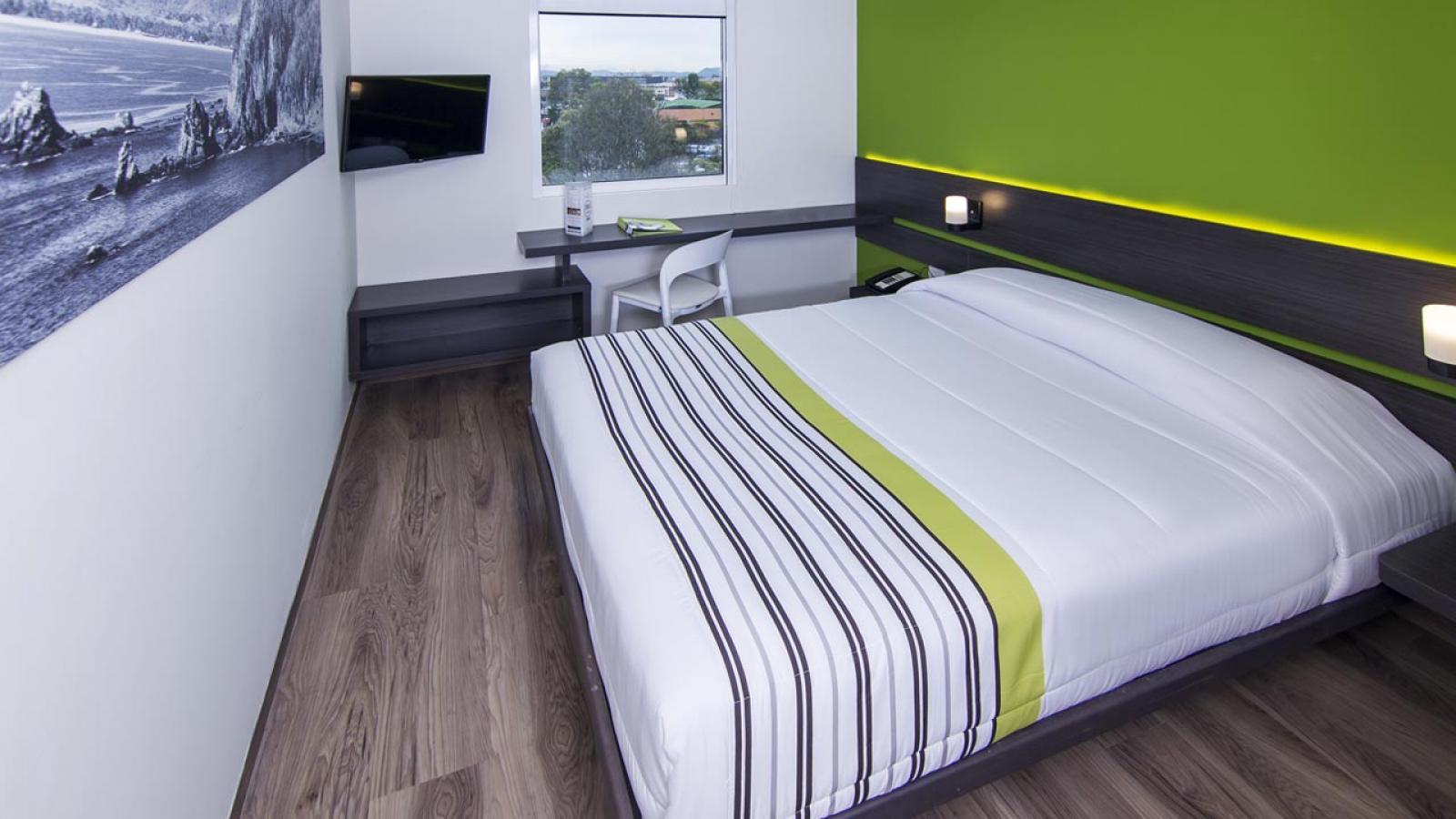 Hotel City Express Junior Bogotá Aeropuerto