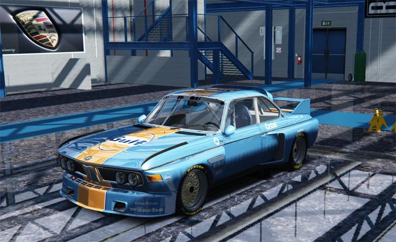 Championnat BMW CSL 3.5 Bmacfr