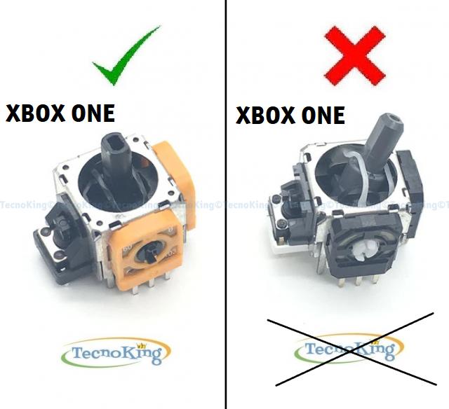 Analogico-Xbox-One-per-Controller-Joypad-Stick-Levetta-di-ricambio-2