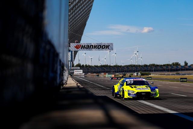 DTM – René Rast remporte le podium Audi au Lausitzring A204760-medium