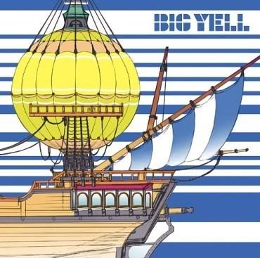 [Album] Yuzu – BIG YELL