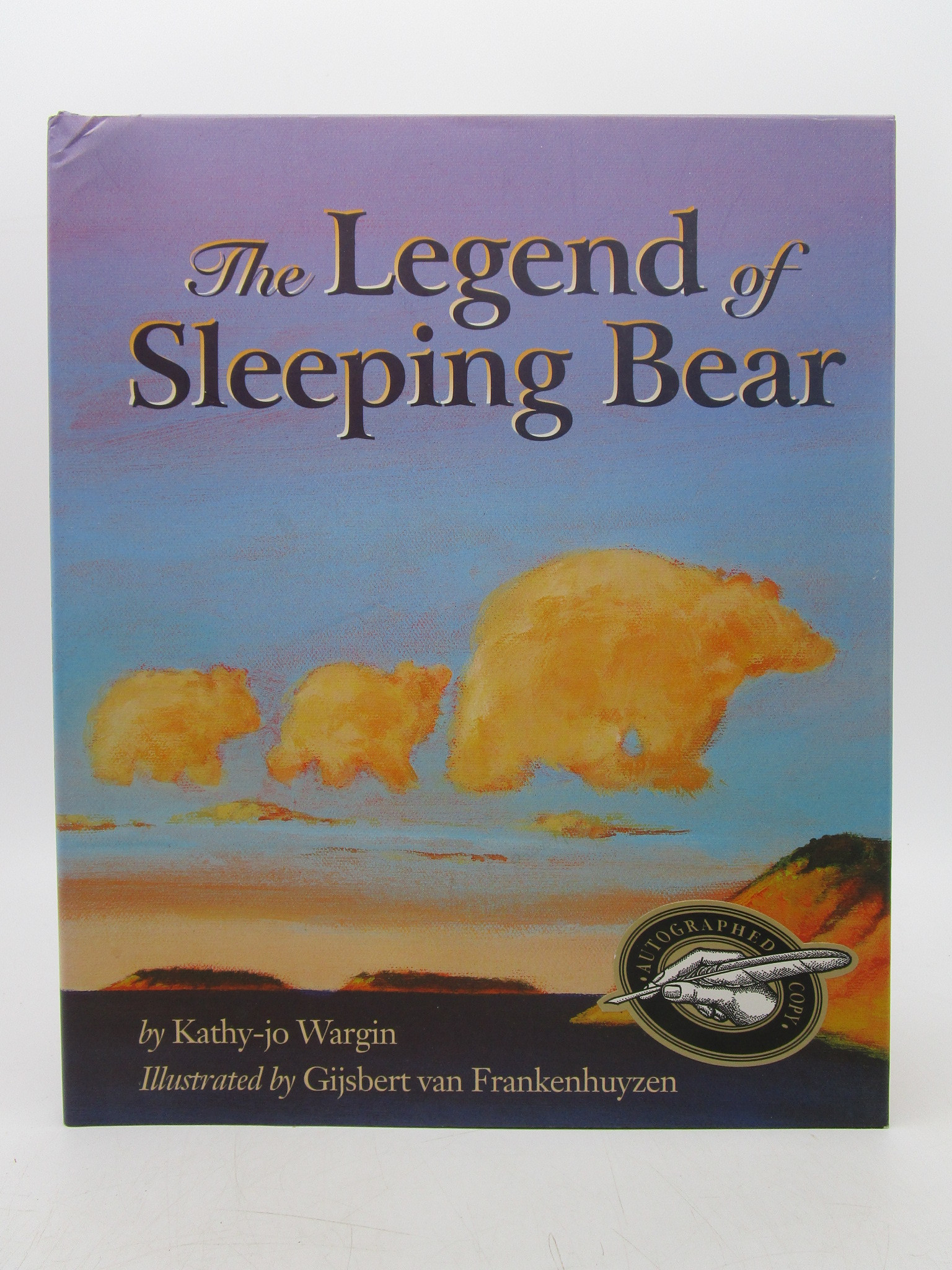 Image for The Legend of Sleeping Bear (Signed)