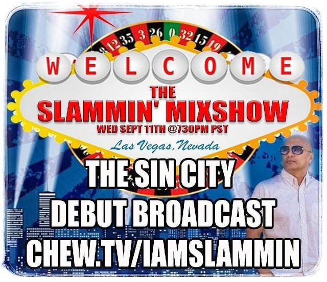 slamminmixshow-LVdebut