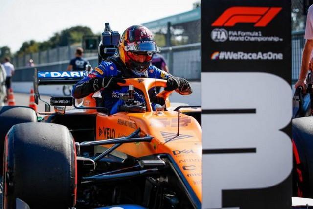 F1 GP d'Italie 2020 (éssais libres -1 -2 - 3 - Qualifications) 1055499