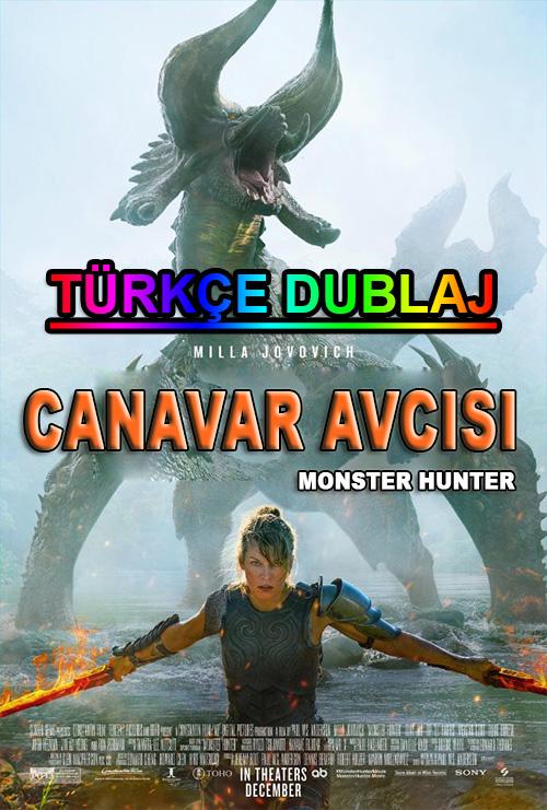 Canavar Avcısı | Monster Hunter | 2020 | WEB-DL | XviD | Türkçe Dublaj | m720p - m1080p | WEB-DL | Tek Link