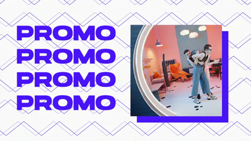 Trend Promo 33201217 - Project for After Effects (Videohive)
