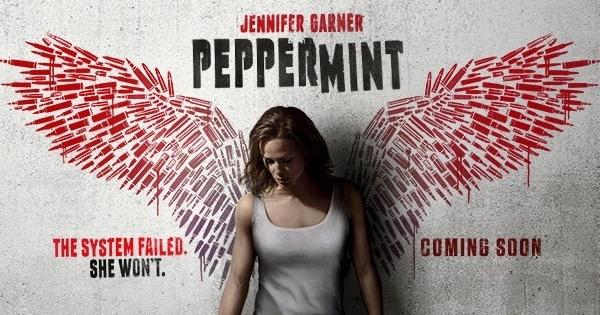 Peppermint: Gustul răzbunări online