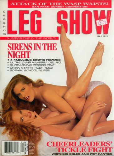 Cover: Leg Show May 1996