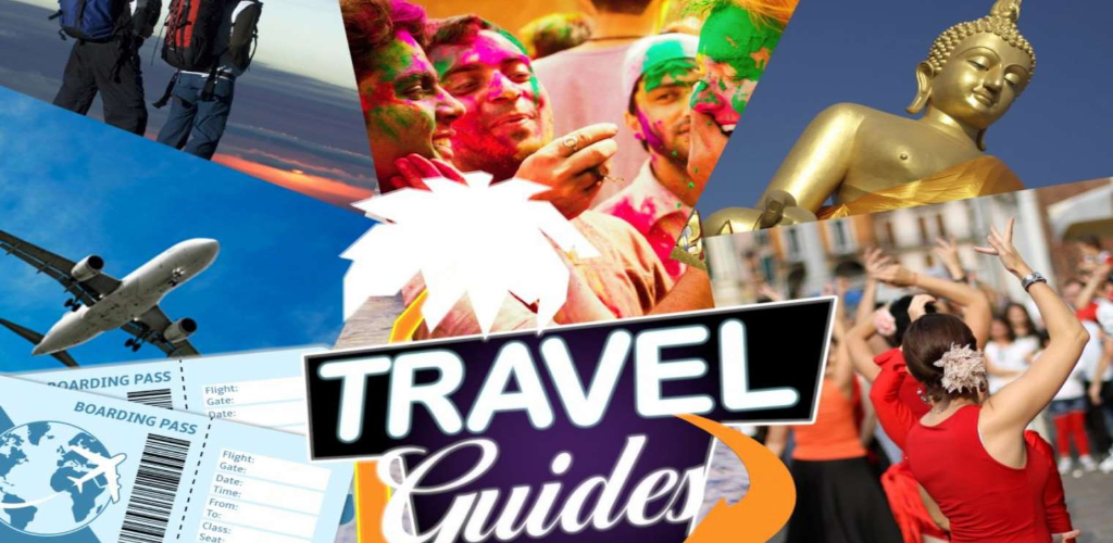 Travel Guides Cast