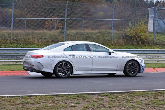 2018 - [Mercedes] CLS III  - Page 7 6201-F63-C-7-C75-4604-823-E-D0719-F2-E1-DE3