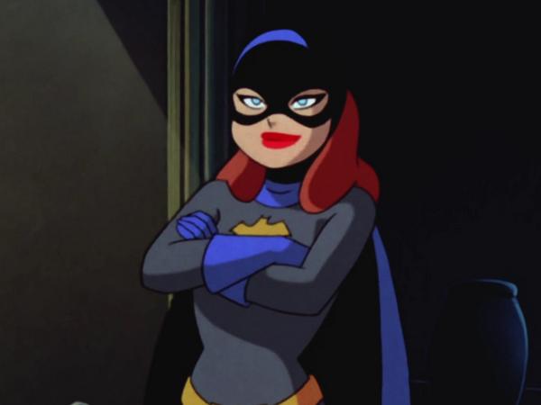 Μπάτγκερλ (Batgirl)