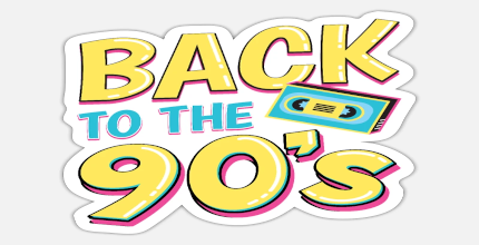 Wettbewerb Back to the 90's - Serien