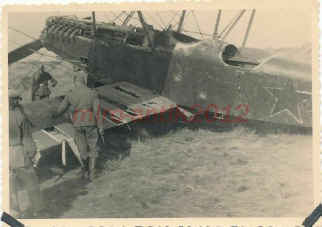 Beuteflugzeug-Polikarpow