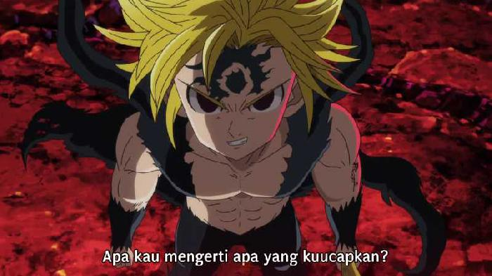 Nanatsu no Taizai Season 3 Episode 12 Subtitle Indonesia